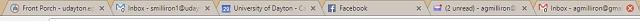 My work gmail icon is now blue instead of red..... anyone know why?-blue-gmail-envelope.jpg