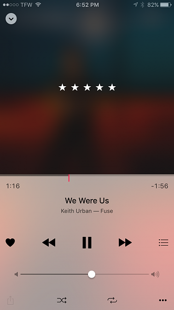 [GUIDE] Where to find the song rating stars in iOS 9.3-2016-03-24-18.52.57.png