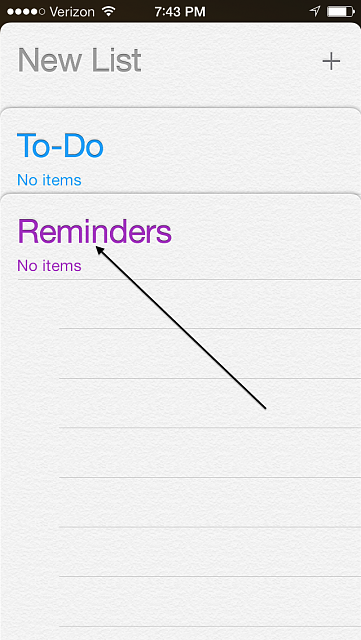 [GUIDE] How to set a location-based reminder with the iOS 7 reminders app-reminderstab.png