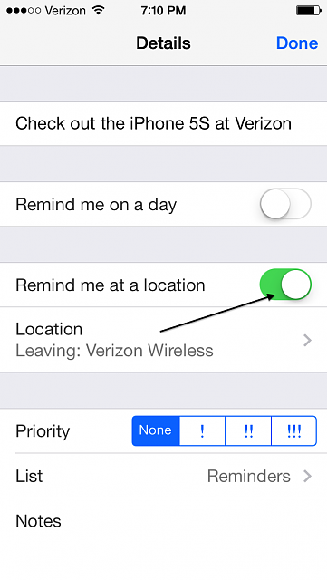 [GUIDE] How to set a location-based reminder with the iOS 7 reminders app-remindon.png