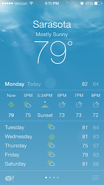 [GUIDE] How To Set More Than One Location in the iOS 7 Weather App-img_0272.png
