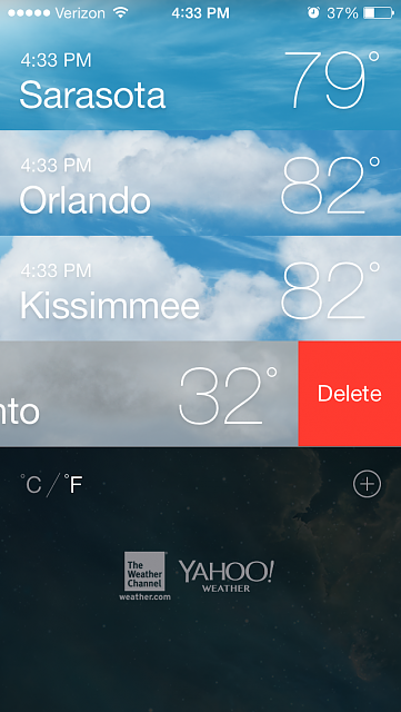 [GUIDE] How To Set More Than One Location in the iOS 7 Weather App-img_0278.png