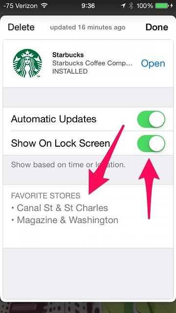 [GUIDE] How to Get Your Starbucks Card to Display on Your Lock Screen-imageuploadedbytapatalk1393703088.443935.jpg