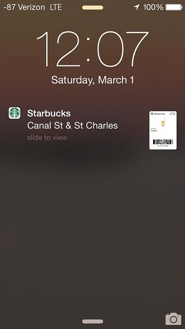 [GUIDE] How to Get Your Starbucks Card to Display on Your Lock Screen-imageuploadedbytapatalk1393703276.980745.jpg