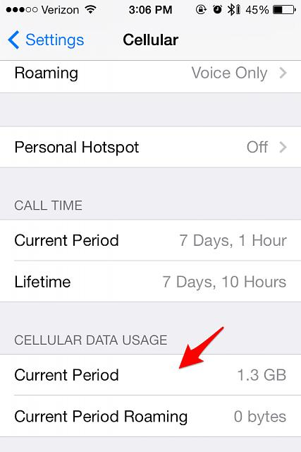 [GUIDE] How to monitor your monthly data usage-imageuploadedbyimore-forums1394319137.513585.jpg