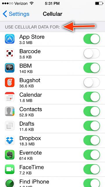 [GUIDE] How To Check To See What Apps Have Access To Cellular Data In iOS 8-imageuploadedbytapatalk1410644583.667803.jpg