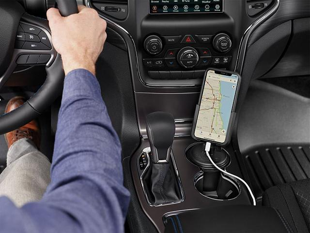 Woman in her 70s gets driving ticket for charging iPhone in cup holder-weathertech-cupfone-phone-holder-12.jpeg