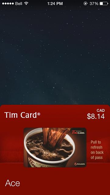 Tim Hortons launches new mobile payment service-imageuploadedbytapatalk1400804271.141391.jpg