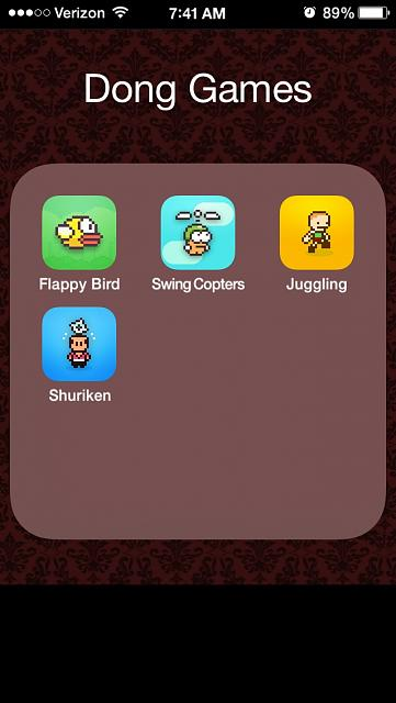 Flappy Bird developer returns with new frustrating game, Swing Copters-imageuploadedbytapatalk1408843825.753330.jpg