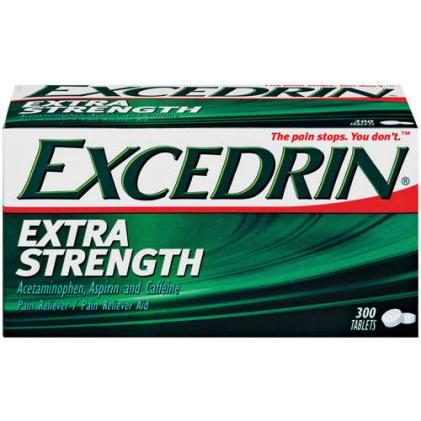 The iMore 20K / 50K Post Challenge - Are you up for it?-excedrin.jpg