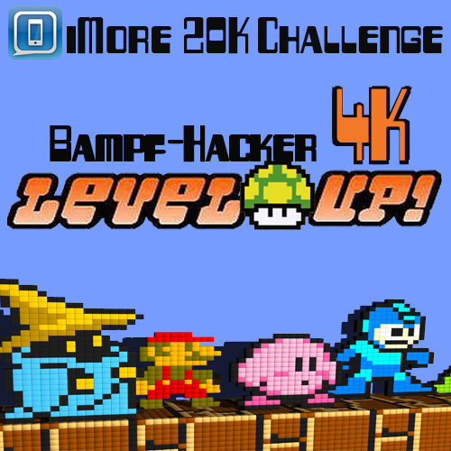 The iMore 20K / 50K Post Challenge - Are you up for it?-4000-1.png