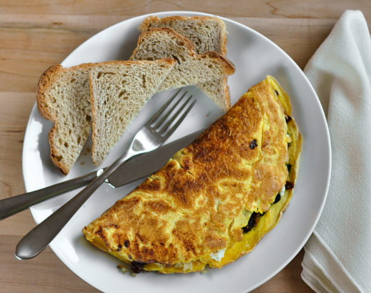 The iMore 20K / 50K Post Challenge - Are you up for it?-2011-09-22-omelet6.jpg