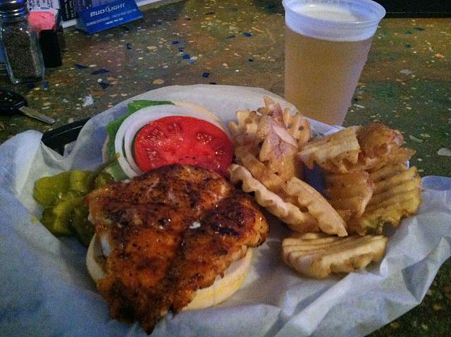 The iMore 20K / 50K Post Challenge - Are you up for it?-blackened-grouper-sandwich-dockside-daves.jpg