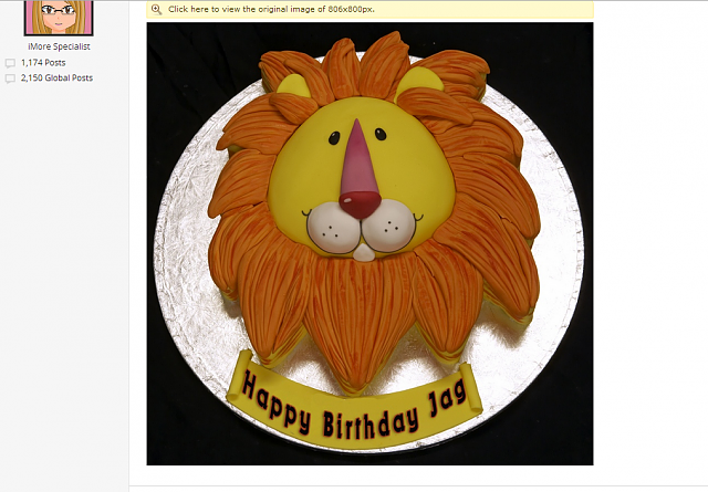 The iMore 20K / 50K Post Challenge - Are you up for it?-happy-birthday-wishes-karen.png