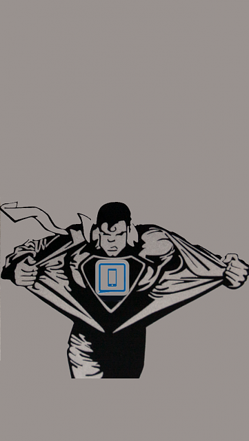 The iMore 20K / 50K Post Challenge - Are you up for it?-superman-gry.png