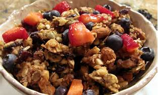 The iMore 20K / 50K Post Challenge - Are you up for it?-granola-homemade.jpg