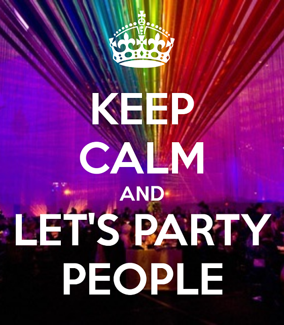 The iMore 20K / 50K Post Challenge - Are you up for it?-keep-calm-let-s-party-people.png