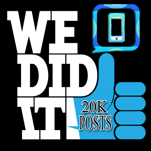The iMore 20K / 50K Post Challenge - Are you up for it?-imageuploadedbyimore-forums1398309035.583679.jpg