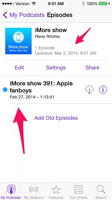 No more iMore podcast videos via RSS?-imageuploadedbytapatalk1393772116.844866.jpg