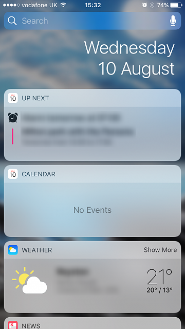 Notification Widgets / Layout Annoyances-ios10_screen.png
