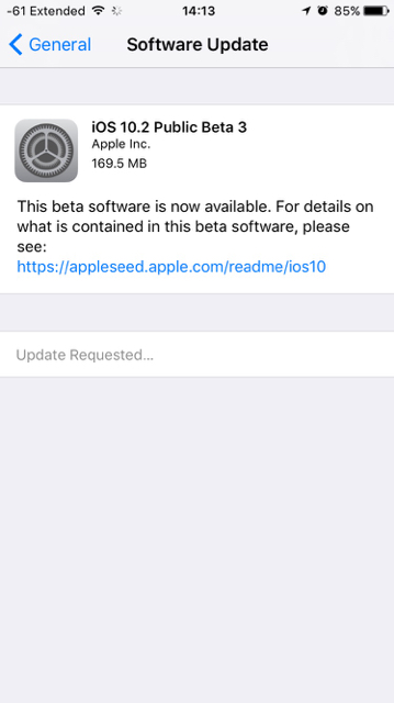 Public Beta iOS 10.2 Beta 7 available-img_1479161663.230268.jpg