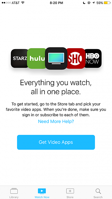 TV app—why won't it list the shows I can watch with my installed TV apps?-img_4112.png