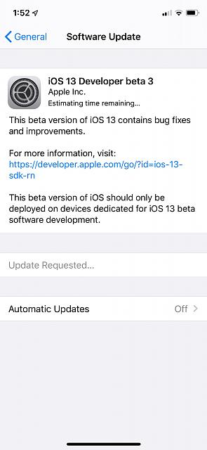 iOS 13 Dev Beta 3 is now available-img_0086.jpg