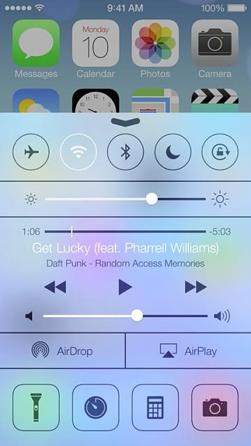 AirDrop and AirPlay-ios-7-control-center.jpg