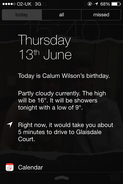 Notification Centre and driving time-img_5244.png