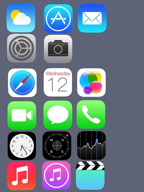 iOS 7 icons - Your opinions?-icons1.jpg