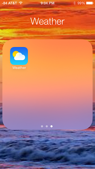 Weather in notification.-img_1725.png