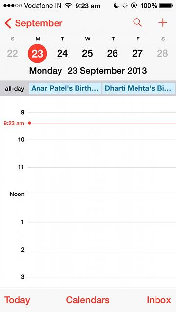 Ios 7 and calendar issue in notification centre!-imageuploadedbyimore-forums1379908408.326245.jpg