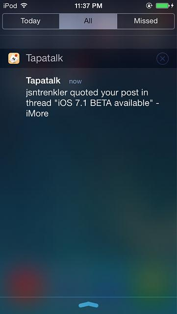 iOS 7.1 BETA available - Post your bugs here-imageuploadedbytapatalk1384922387.930755.jpg