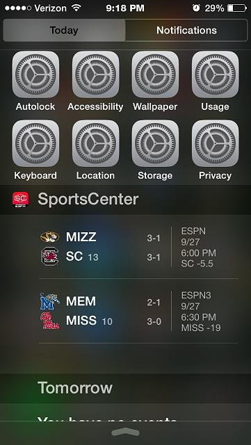 Sports center widget now available-imageuploadedbytapatalk1411611601.322100.jpg