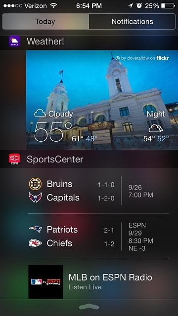 Sports center widget now available-imageuploadedbytapatalk1411685728.036740.jpg