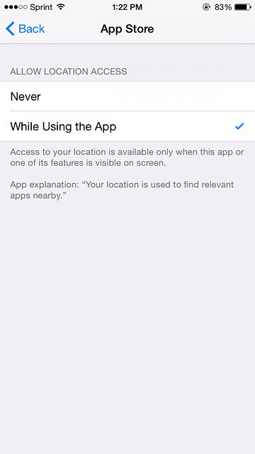 Why isn't the location-based Suggested App feature working?-imageuploadedbyimore-forums1411755830.033629.jpg