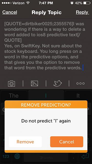 Is there a way to delete a predictive texts?-imageuploadedbytapatalk1412643099.508909.jpg