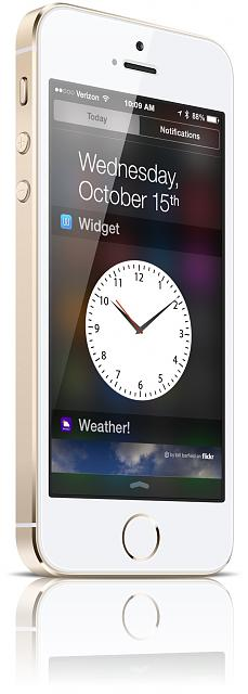 Looking for a good clock app for IOS 8 (Clock on top to small to do a fast glance)-imageuploadedbytapatalk1413382315.927643.jpg