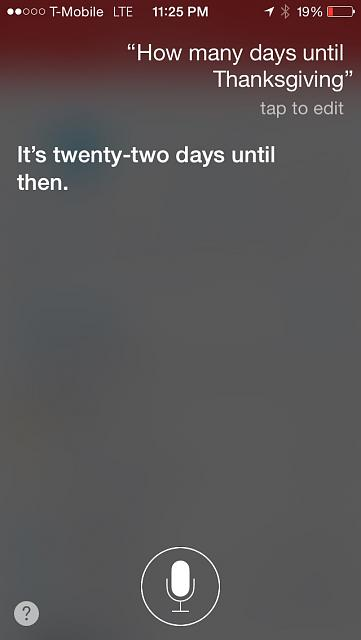 Siri is miscounting days-imageuploadedbytapatalk1415082451.680466.jpg