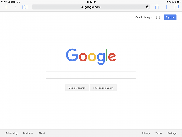 Why did the Apple 9.3.2 update crash Google's site on my iPad?-image.png