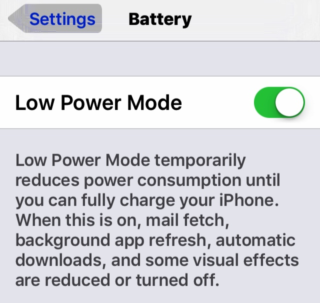 Low power mode-imageuploadedbytapatalk1442702039.074317.jpg