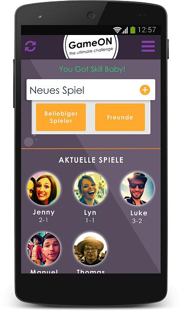Quiz-, Mini- and Brain Games against Friends in one App [Beta Testers Wanted]-main-screen.jpg