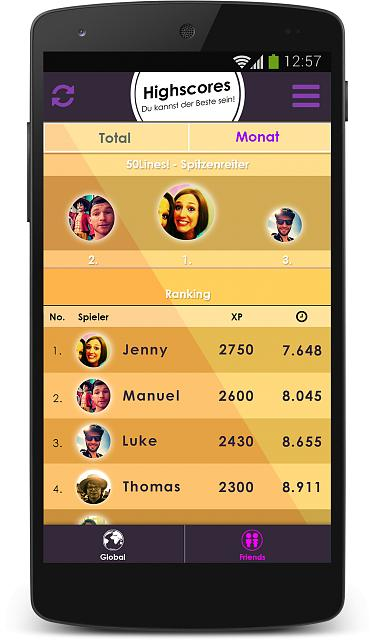 Quiz-, Mini- and Brain Games against Friends in one App [Beta Testers Wanted]-feature_game-highscores.jpg