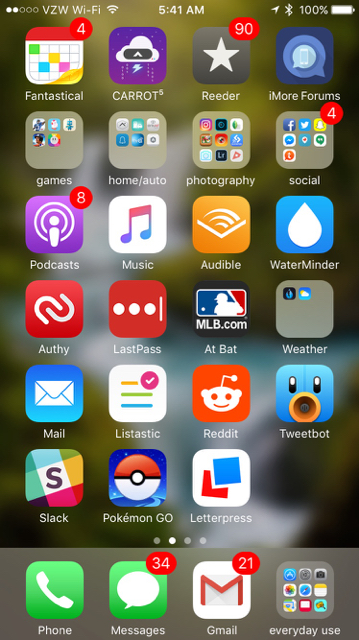How organized is your iOS homescreen?-img_1470649391.517976.jpg