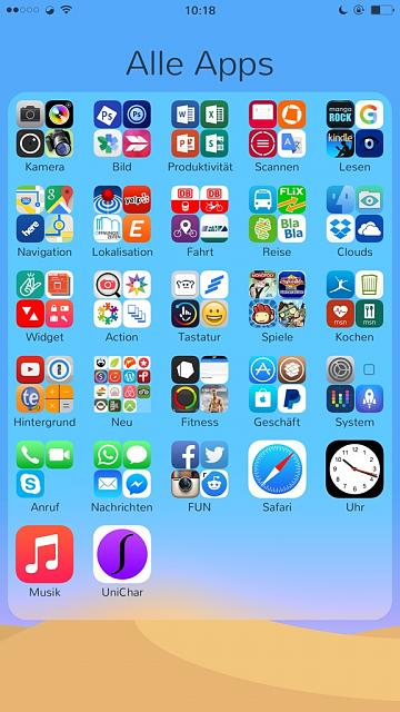 how organized is your ios homescreen page 4 iphone