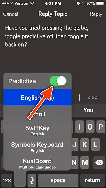 QuickType Keyboard issues-imageuploadedbytapatalk1430514142.702577.jpg