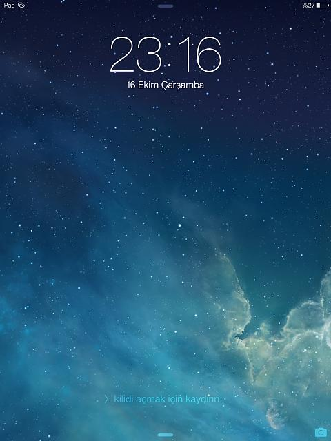 HD wallpapers ipad lock screen dim