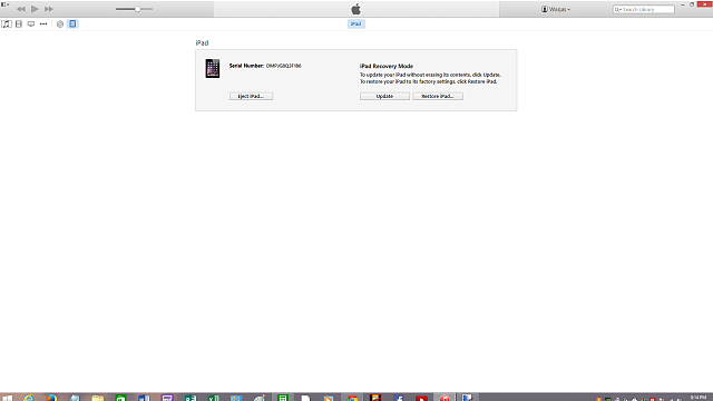 My iPad is disabled, due to many attempts to unlocking it.  How can I get into it?-ipad-recovery-mode.png