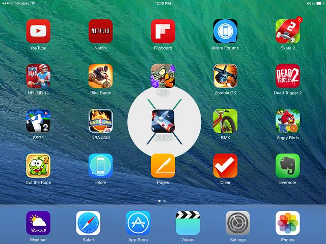 Show Us Your IPad Air Home Screens!