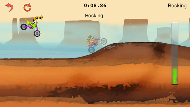 Dirt Bike Classic Racing Game - 90's Reboot from the Original Developers-screenshot1.png